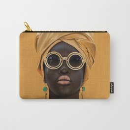 Black woman style/2 Carry-All Pouch