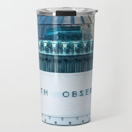 Griffith Observatory Travel Mug