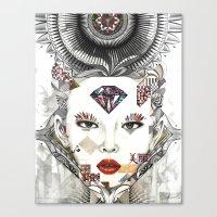 sublime Canvas Prints featuring Sublime by Teixeira Emanuel (Etex85)