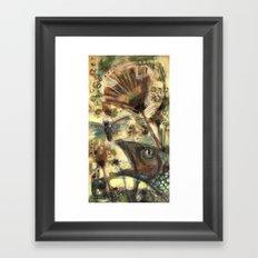 FlyFishing_2 Framed Art Print