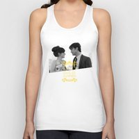 500 days of summer Tank Tops featuring 500 days of Summer by Lucas Preti