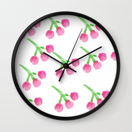 Palette Wall Clock