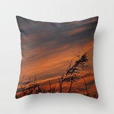 Sonnenuntergang  Throw Pillow