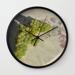 Our Real Wealth Wall Clock