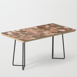 Pennies for your thoughts Coffee Table