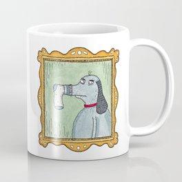 Sock-Dog Coffee Mug