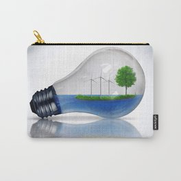 Eco Energy Concept Carry-All Pouch