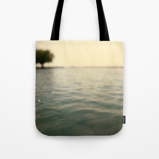 Sea Level Tote Bag