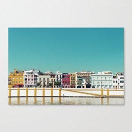 Triana, the beautiful Canvas Print