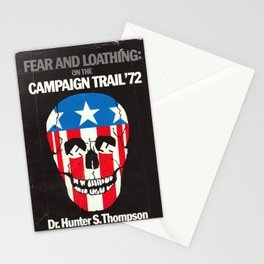 Fear and Loathing Stationery Cards
