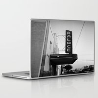 theater Laptop & iPad Skins featuring Palace Theater by Teran Jones