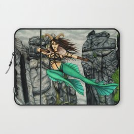 Pole Stars - CAPRICORN Laptop Sleeve