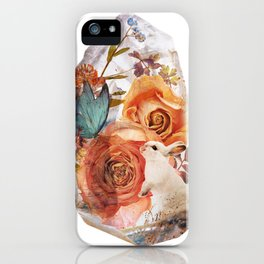 VELVETEEN iPhone Case