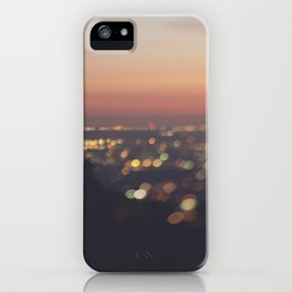 Los Angeles. Everyone's A Star No.2 iPhone Case