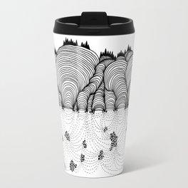 Beneath the Hills Travel Mug