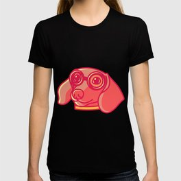 Smart Dachshund Gifts For Dachshund Lovers T-shirt