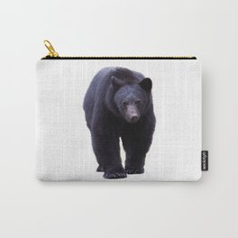 Sacred Path - Black Bear Walking Carry-All Pouch