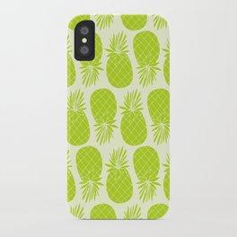 Pinya iPhone Case
