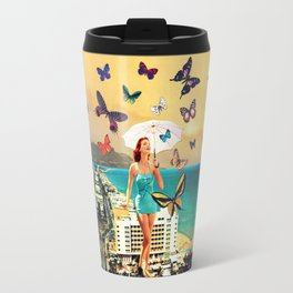 Petaloudes Travel Mug