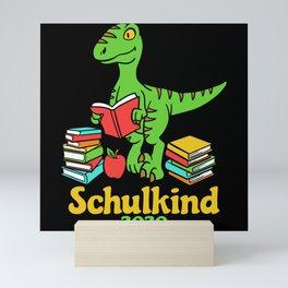 school enrolment 2020 school beginner school child Mini Art Print