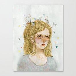 Homesickness Canvas Print