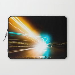 A night to die for. Laptop Sleeve