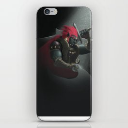 The King of Evil iPhone Skin
