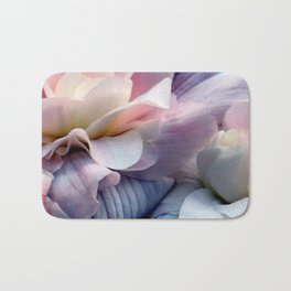 Just Takes Two...Beautiful Begonias Bath Mat
