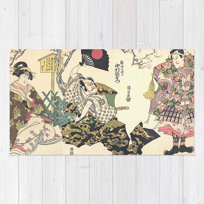 Kabuki Rug