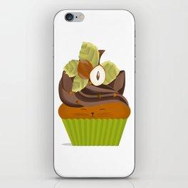 Hazelnut Cuppycat iPhone Skin
