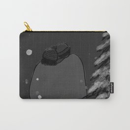 Winter Stargazing Carry-All Pouch