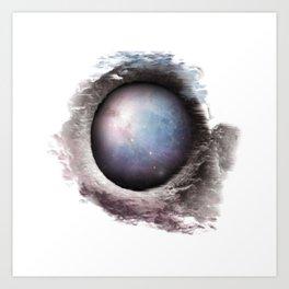 Cosmonauti perduti Art Print