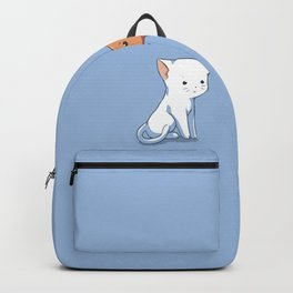 Love dog and cats Backpack