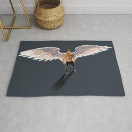Lucifer Wings Rug