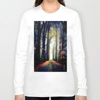 journey Long Sleeve T-shirts featuring journey by Nev3r