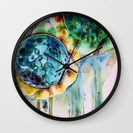 Bolle Fiori 1 Wall Clock