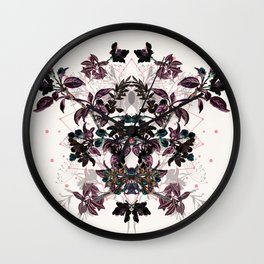 The Good Vibes Catcher Wall Clock