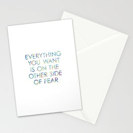 Everything You Want Stationery Cards