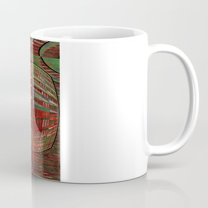 unexpected time warp Coffee Mug
