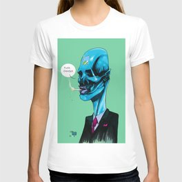 ANTI CANCER MAN T-shirt