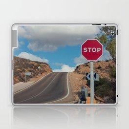 Stop Sign Laptop & iPad Skin