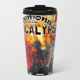 Demons of the Apocalypse Travel Mug