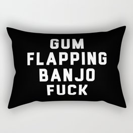 Banjo Fuck Rectangular Pillow