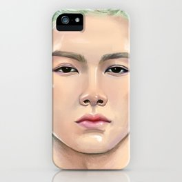 Jackson BIG FACE iPhone Case