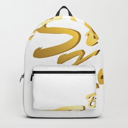 Be Still And Know Christian Easter Gift Backpack