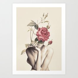 Bloom 3 Art Print