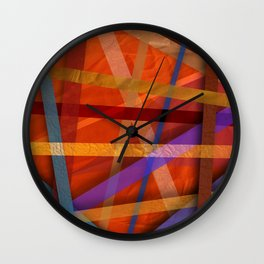 Abstract #366 Wall Clock