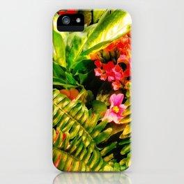 Fern Jungle iPhone Case