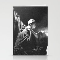 joy division Stationery Cards featuring Joy Division - Closer by NICEALB
