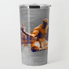 Detroit City Travel Mug